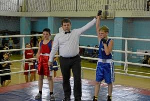 26 Победил Вячеслав Горбунов. Рефери Артем Щепилин
