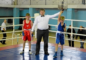 29 Победил Егор Мартыненко