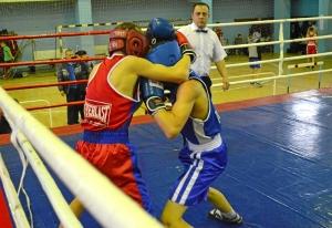 30 Финал. Алексей Шелякин (в красной форме) - Дмитрий Красовский (в синей форме)