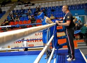 7 Первый бой на турнире Алексея Помогалова