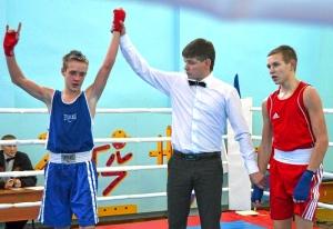 1 (23) Победил Алексей Шелякин