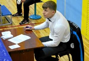 1 (3) Судья Павел Чабанов