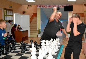 1 (32) Игра в шахматы