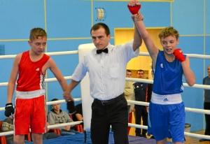 1 (40) Финал. Победил  Иван Балашов