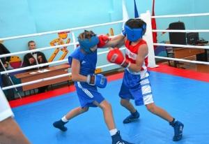 1 (47) Финал. Момент боя с участием Ивана Балашова (в синей форме)
