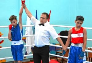 1 (48) Финал. Победил Иван Балашов. Рефери Иван Пономарев