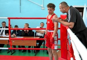 1 (59) Финал. Виктор Русаков после окончания боя