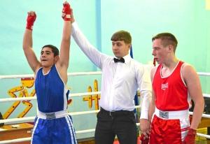 1 (63) Финал. Победил Рубик Шахбазян. Рефери Павел Чабанов