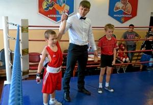 12 Первый бой Андрея Рыбникова, первая победа