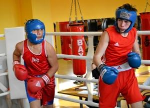 33 Рубик Шахбазян (слева) - Александр Поздняков