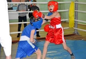 11 Финал. Момент боя с участием Егора Пономарева (в синей форме)