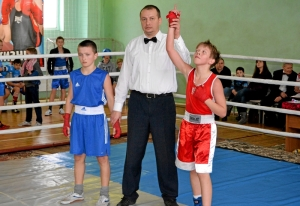 17 Победил Егор Мартыненко