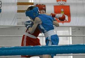 3 Момент боя Ивана Балашова (в синей форме)