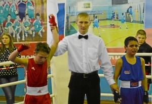 15 Победил Данил Жуланов