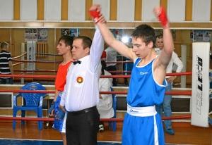 5 Победил Александр Рьянов. Рефери Иван Пономарев