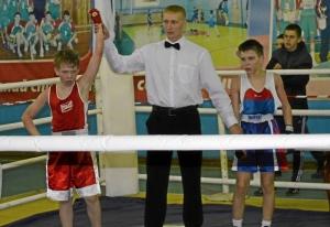 5 Победил Егор Мартыненко