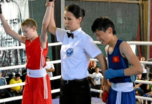 12 Полуфинал. Победил Александр Савкин