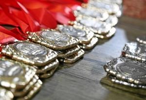13 Финал. Медали