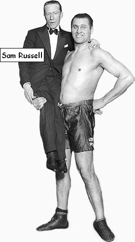 Сэм Расселл (сайт)
