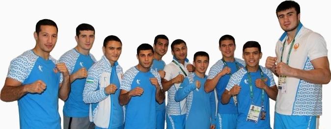 Узбекская сборная (сайт)