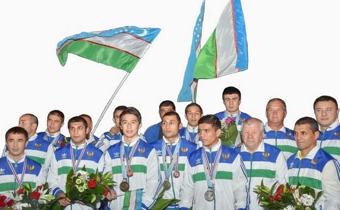 Сборная Узбекистана (сайт)