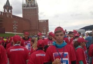 1 Иван Балашов перед началом тренировки