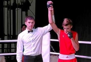 2 Полуфинал. Победа Ивана Балашова нокаутом