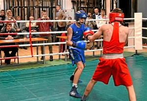 (11) Финал. На ринге Иван Балашов