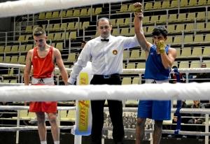 (7) Полуфинал. Победил Владислав Трофимов