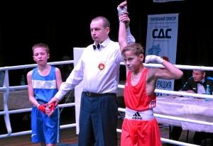 (10) Четвертьфинал. Победил Андрей Демшин