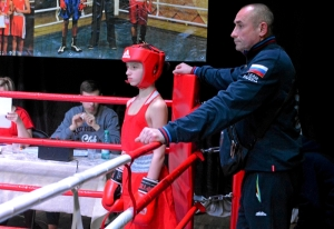 (11) Четвертьфинал. Сергей Чепля перед боем