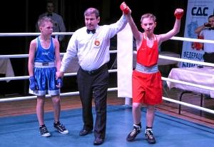 (13) Четвертьфинал. Победил Сергей Чепля