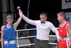 (15) Четвертьфинал. Победил Вячеслав Горбунов