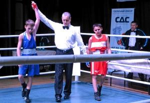 (18) Полуфинал. Победил Данил Жуланов