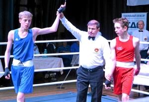 (23) Финал. Победил Вячеслав Горбунов