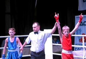 (3) 1-ый день. Победил Егор Пономарев
