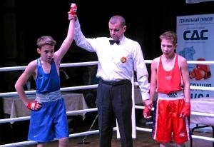 (7) 1-ый день. Победил Данил Жуланов