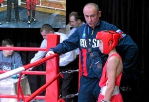 (8) Четвертьфинал. Андрей Демшин перед боем