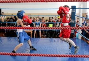 1 Открытый ринг в Междуреченске