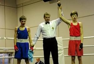 (1) Полуфинал. Победил Александр Савкин