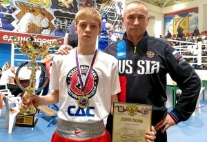 6 Вячеслав Горбунов - победитель Первенства Сибирского федерального округа