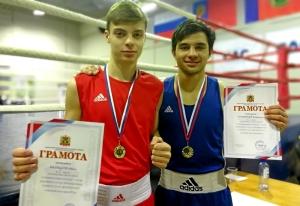 (8) Победители соревнований - Иван Балашов и Владислав Трофимов
