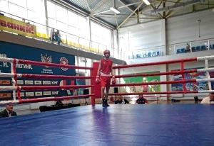1 Полуфинал. Иван Балашов перед началом боя
