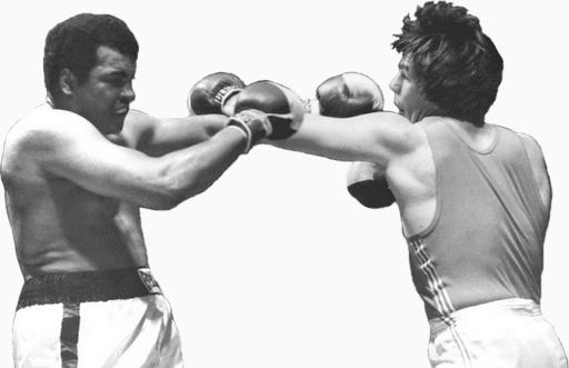 Али против советских боксеров (сайт)