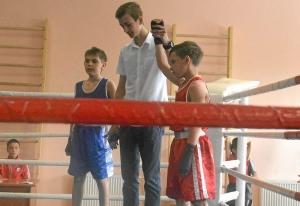 (14) Победил Матвей Мулявин