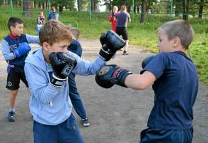 3 Утренняя работа над школой бокса (1)