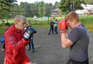 3 Утренняя работа над школой бокса (3)