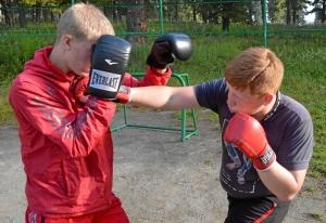 3 Утренняя работа над школой бокса (4)