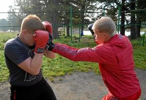 3 Утренняя работа над школой бокса (5)