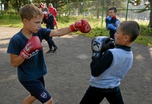 3 Утренняя работа над школой бокса (6)